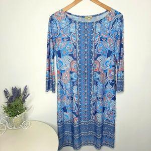 Haani Blue Summer dress size M